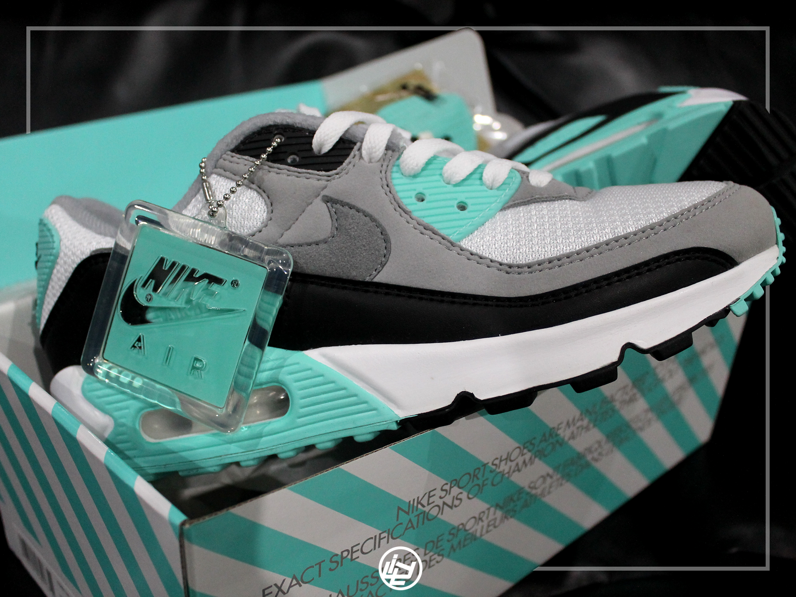 Air Max 90 - Turquoise.png