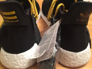 958aae849 PW Human Race NMD - Black Human Species LC