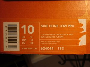 best loved d8eae 1d3db I thought that the only pre-sb fat tongue dunks were dunk low pro Bs (or  at least thats what I got from reading the sb retrospective issue from  sneaker ...