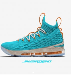the latest 16c13 7f89d OFFICIAL* NIKE LEBRON 15 | Page 82 | NikeTalk