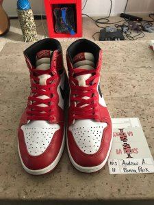539b28cbcb5 L/C] 1994 Air Jordan 1 Chicago Legit Check | NikeTalk