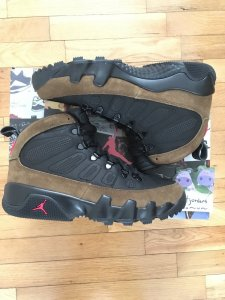 ae6688fb17afd4 Air Jordan 9 boot NRG -  225 - December 6th