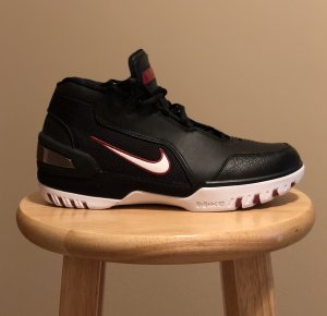 1c452bd7216 Official Nike Air Zoom Generation   Lebrons first Retro - DATE TBA ...