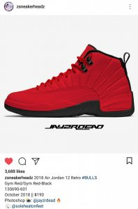 best loved a2a84 d432f Official-Jordan XII 12 Thread-New Releases*** | Page 269 ...