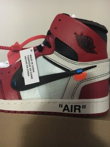 914fff6621b Nike Air Jordan 1 Off White Legit Check | NikeTalk