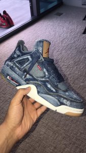 finest selection 896b1 8e886 Air Jordan 4 x Levi's | Page 91 | NikeTalk