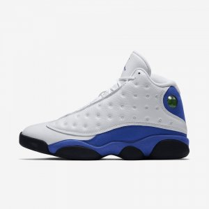 Toddler Sneakers White // Hyper Royal Blue 414581-117 Air Jordan 13 Retro