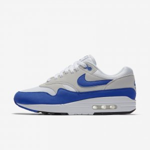 5aa2b236 908375-102 is the 2017 rerelease months later https://stockx.com/nike-air- max-1-anniversary-royal-2017-restock