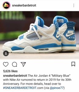 new concept 3810b 02e88 rumored og military blue 4s 2019 | NikeTalk