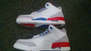 best sneakers a108a c9b86 Fake check on these Air Jordan 3 International Flight ...