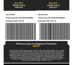 Current Coupon Codes - REQUESTS OR ?s = WARNING | Page 548