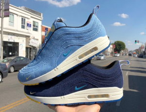 new arrival a5fe0 4296f sean-wotherspoon-nike-air-max-1-97-sample-