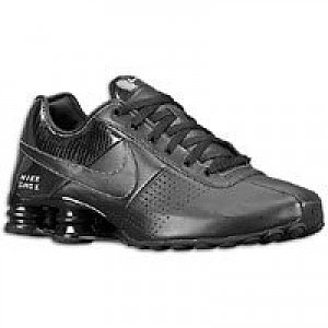 Nike Men S Shox Deliver Leather Cross Trainers Shoes