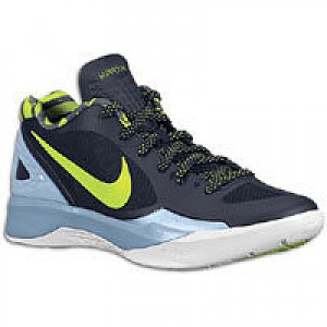 new concept 6a466 8ed8b Nike Zoom Hyperdunk 2011 Low - Mens - Obsidian Blue Grey White Cyber