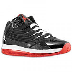 new concept 93990 79e9a Item Information. Jordan Big Ups - Mens - Black White Varsity Red ...