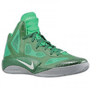 0aba18c01cd Nike Zoom Hyperfuse 2011 Supreme - Mens - Gorge Green Lucky Green ...