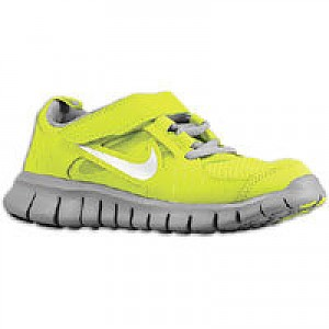 save off 5148c a5797 Item Information. Nike Free Run 3 - Little Kids - Cyber Reflective ...