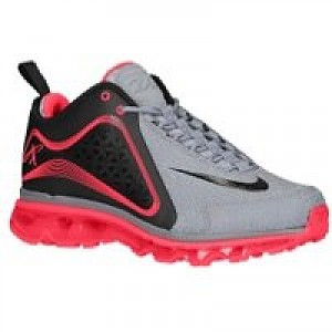 Nike Air Max 360 Swingman - Mens - Cool Grey/Atomic Red /Black ...