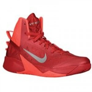 new arrival ac93b be3c0 Nike Zoom Hyperfuse 2013 (Team) Men s Basketball Shoe Red