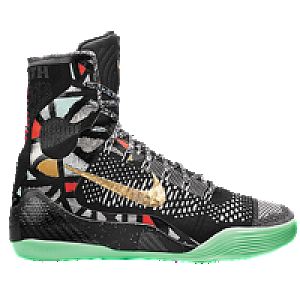 74de13eccbfe Nike Kobe IX - Boys Grade School - Black Metallic Gold White