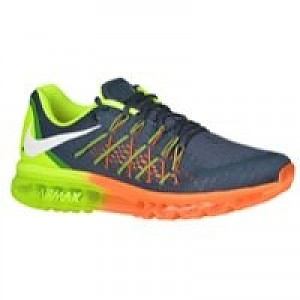 cheap for discount 33f7b a39f5 Item Information. Nike Air Max 2015 - Mens - Classic Charcoal Volt Total  Orange White ...